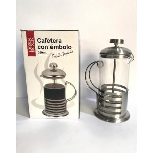 CAFETERA CON EMBOLO