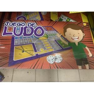 JUEGO LUDO LINEA ECONOMICA 1