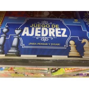 JUEGO DE AJEDREZ 3