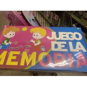 JUEGO DE MEMORIA ECON. 4