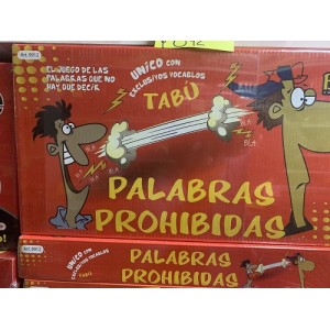 JUEGO PALABRAS PROHIBIDAS 12