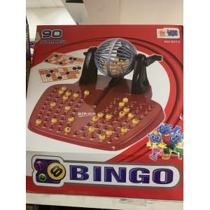 bingo con bolillero 15